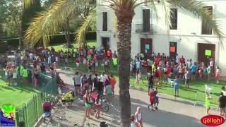 Yelloh! Village Camping Mas Sant Josep: Aquathlon 2016