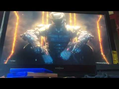 Black ops 3 contract fail! Internet fail