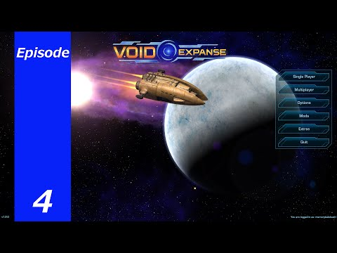 Void Expanse: E4 - The Size of my.... Hull