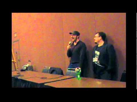 ASTL 2011 Big Lipped Alligator/ Q & A Panel (Part 1)