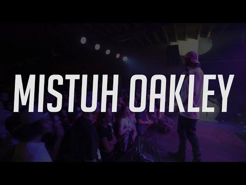 Mistuh Oakley Full  Set at 1904 Music Hall