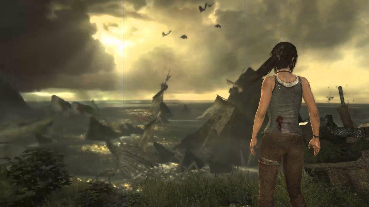 1,000kbps vs  8,000kbps vs  50Mbps Video Bitrate (Tomb Raider)