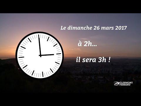 Que pensez-vous du changement d'heure ?