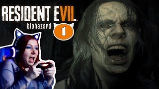 FIRST TIME PLAYING! 💕WITH HEART MONITOR💕 AND 😨JUMPSCARE NOTIFICATIONS!😨 Part 1