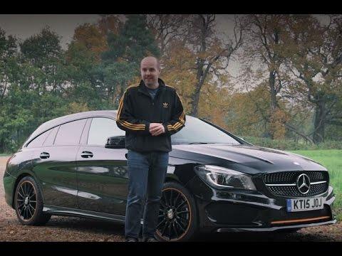 Mercedes CLA Shooting Brake review | TELEGRAPH CARS