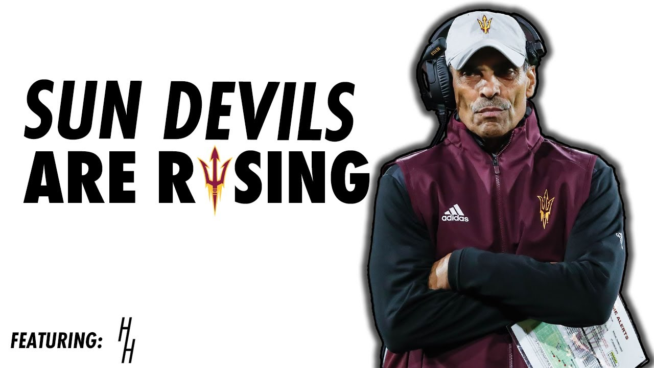 Herm Edwards is running out of time and chances at Arizona State