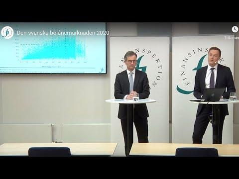 Den svenska bolånemarknaden 2020