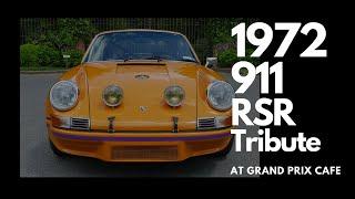 1972 911 RSR