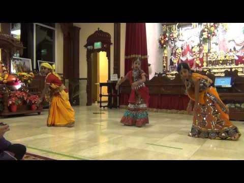 Aao re aao...natakhat dance by Tulsipriya,Kavya,Samyukta & Krishnachandra