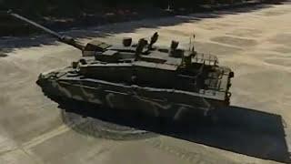 К2 - Корейский танк Чёрная пантера