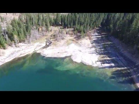 Upper Palisades Lake, Idaho