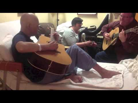 Music Therapy in Hospice - Dennis Creating Music