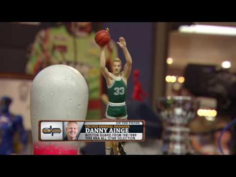 All the Way to the Bank: Danny Ainge Shares an AWESOME Larry Bird Story | The Dan Patrick Show