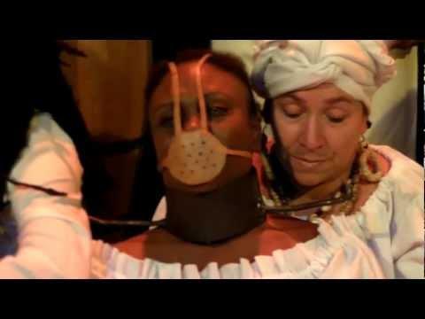 Escrava Anastácia Canção à Escrava Voz Jefter Paulo Nossa Senhora do Teatro