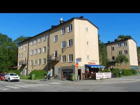 Stockholm - City Tours - Telefonplan Suburb Tour 2016 06 05