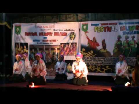 Tarian Tradisional Sumbawa (SMKN 1 Alas)