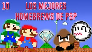 Los mejores homebrews de PSP | Parte 10 | luigi2498 | HD