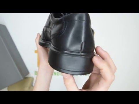 Ecco Helsinki Kapyla - Black - Walktall | Unboxing | Hands on