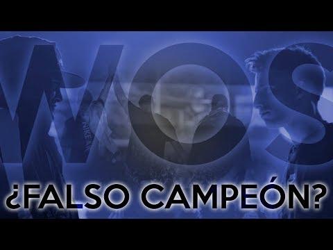 WOS ¿Falso campeón? - Análisis Red Bull Internacional 2018 - ¿Fue tongo?