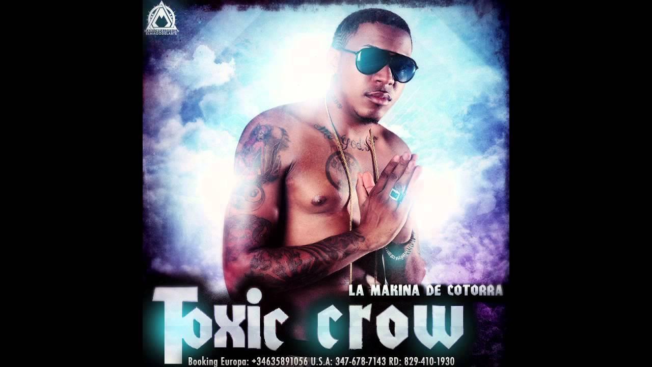 toxic crow buscandote