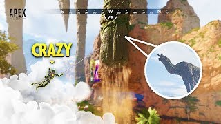 DO NOT Grapple this… (Apex Legends WTF & Funny Moments #127)