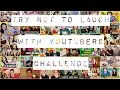TRY NOT TO LAUGH WITH YOUTUBERS CHALLENGE!! (Funny Moments)