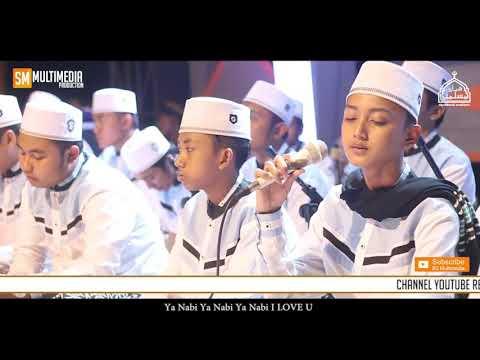 AYO MOVE ON Voc. GUS AZMI feat. HAFIDZ AHKAM | full lirik | Syubbanul Muslimin | New Sholawat