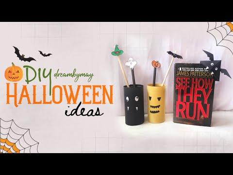 DIY- Halloween Ideas 2018 || Paper Crafts