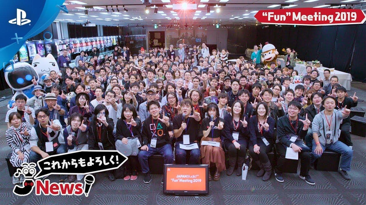 【JスタNews】ゲーム愛が止まらない!「JAPAN Studio