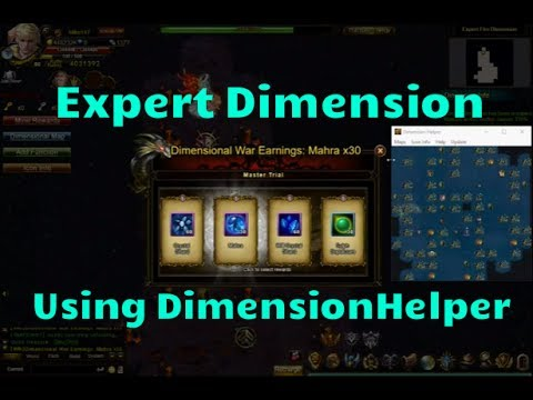 Wartune Expert Dimension Using DimensionHelper YouTube