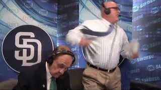 Mark Grant Dancing