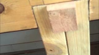 Diy 2x4 Garage Bench Part 2