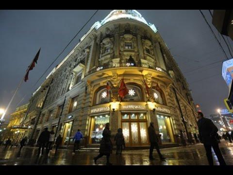 Звёздные гостиницы Москвы. От АБВГД-ки до Ханоя ...