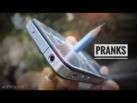 Thumbnail: 6 Awesome APRIL FOOLS PRANKS!! - HOW TO PRANK