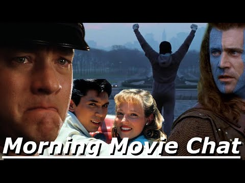 Inspirational Movies, a discussion with Special Guest Stevie J Reviews | Morning Movie Chat