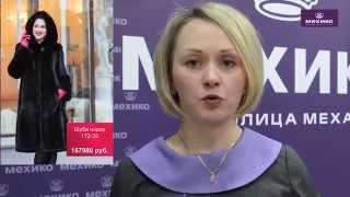 видео Шуба из нутрии с капюшоном, без отделки