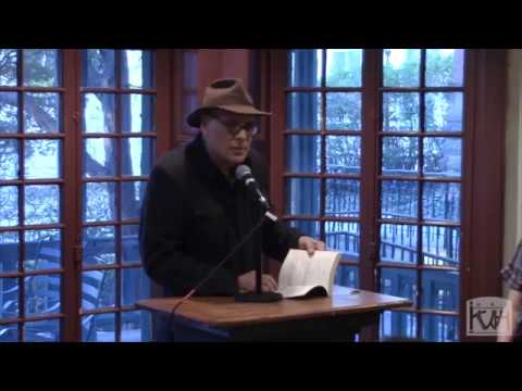 "Charles Bernstein reads some aphorisms from ""Pitch of Poetry"""