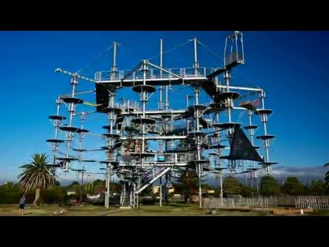 A Trip to Mega Adventure Park Adelaide