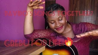MASHUP OF DAVIDO'S SONGS ACCOMPANIED WITH GUITAR - YVONNIQUE