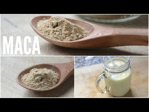 Maca: Health Benefits, Uses + Recipe!