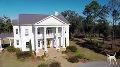 Iconic Quail Plantation For Sale Just Outside of Tallahassee, FL