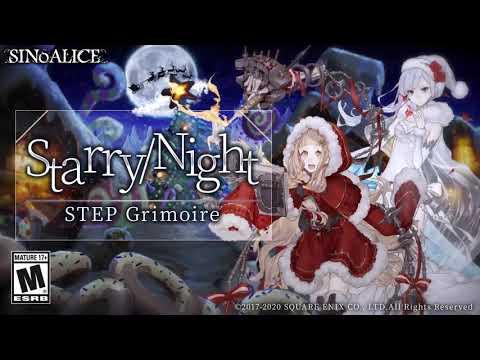[SINoALICE] Starry Night - Red Riding Hood/X-mas and Snow White/X-mas