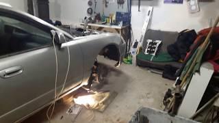 ремонт двигателя Mazda Millenia 2001