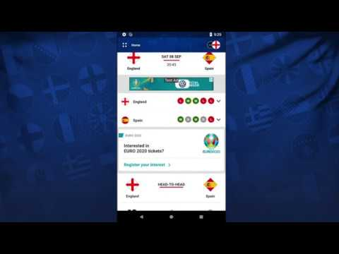 Best Operating System 2020 UEFA National Team Competitions – Apps on Google Play