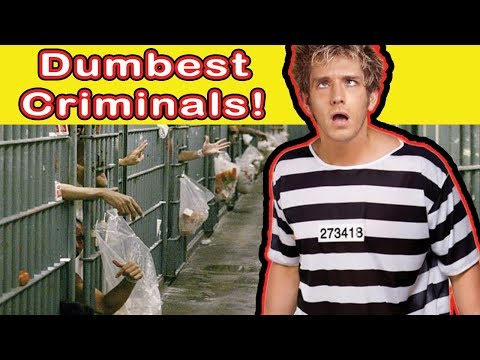 7 Dumbest Criminals Part 1