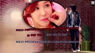 Girls' Generation i got a boy instrumental karaoke