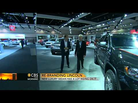 Lincoln Motor Company Getting Makeover
