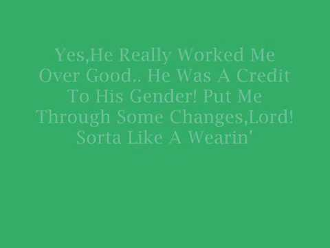 Terri Clark-Poor,Poor Pitiful Me! (Lyrics)