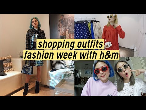 GIVEAWAY❤️: Get Seoul Fashion Week Outfits Ready With Us at H&M | Q2HAN