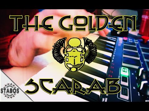 THE GOLDEN SCARAB / Akai MPK Mini / Hip Hop Instrumental Beat Making Video